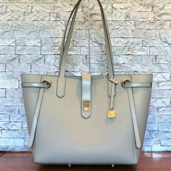 29ec5b13199f Michael Kors Bags | Cassie Leather Tote | Poshmark